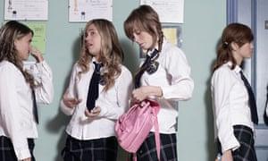 schoolgirls abstinence no to sex