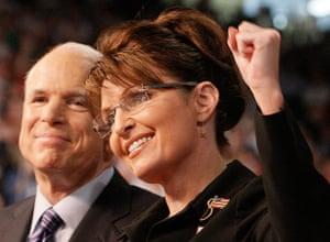 10 best: Sarah Palin: John McCain and Sarah Palin