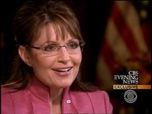10 best: Sarah Palin: Sarah Palin Katie Couric interview