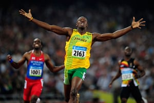 10 to watch: Usain Bolt