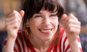 Sally Hawkins as Poppy in Happy Go Lucky