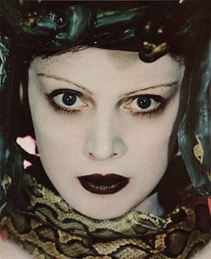 Madame Yevonde: Mrs Edward Mayer as Medusa
