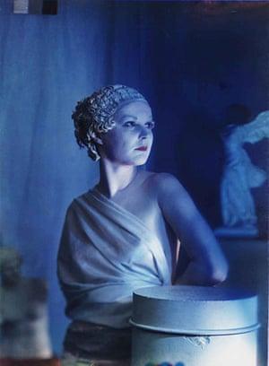 Madame Yevonde: Eileen Hunter (Mrs Ward Jackson) as Dido