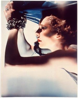 Madame Yevonde: Mrs Richard Hart-Davis as Ariel