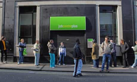 Job Centre: Unemployment