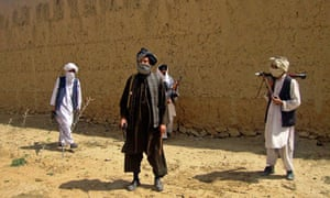 Taliban fighters in Afghanistan, May 2011