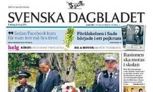 svenska dagbladet