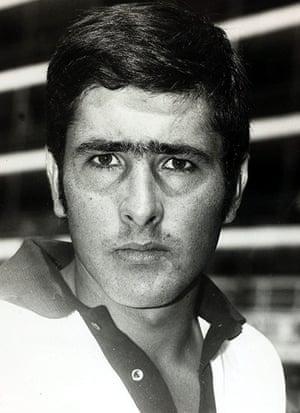 Seve Ballesteros: 1975 Sport, Golf, pic: circa 1975, Severiano Ballesteros, Spain
