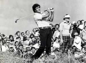 Seve Ballesteros: 1976 Sport
