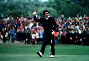 Seve Ballesteros: 1979 Sport, Golf, 21st July,