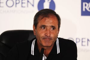 Seve Ballesteros: The Open Championship