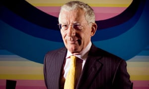 Nick Hewer from The Apprentice