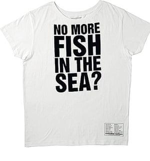 The briefing: Hamnett T-Shirt