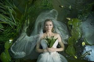 Cannes Picks: Melancholia film still