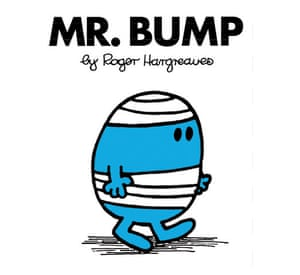 Mr Men Books: Mr Bump book cover