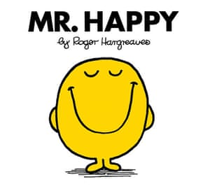 Mr Men Books: Mr Happy book cover