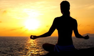 Meditation ... not plain sailing