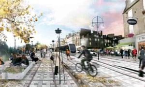 A vision of 'what Princes St could be' through architect Jan Gehl's eyes | pic: CEC