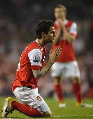 Top 50 transfer targets: Arsenal's Cesc Fabregas