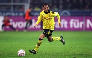 Top 50 transfer targets: Mario Gotze of Borussia Dortmund