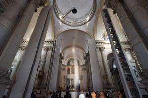 Venice biennale: Anish Kapoor's Ascension
