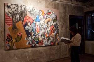 Venice Biennale: Iraq: Ahmed Alsoudani