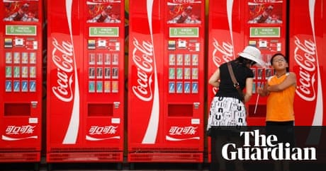 Coca Cola Makes Plans To List On Shanghai Stock Exchange Business