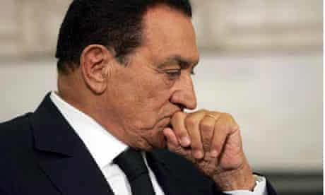 Hosni Mubarak and his sons trial date set