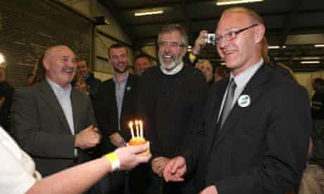 Sinn Féin's Paul Maskey wins West Belfast byelection