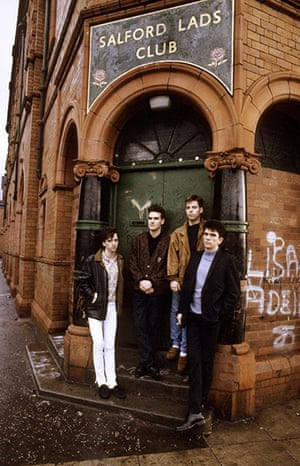 Smiths: The Smiths at Salford Lads Club