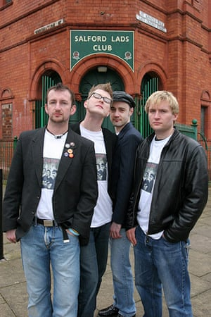 Smiths: The Smyths tribute band
