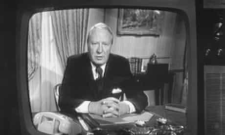 Edward Heath TV