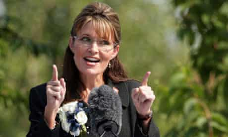 Sarah Palin Hands Over Power To Alaska's Lt. Gov Sean Parnell