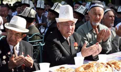 Uzbek and Kyrgyz communities in Osh