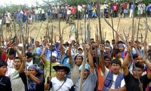 Bagua protest