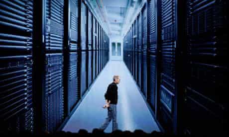 Steve Jobs data centre
