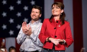 Sarah Palin and husband Todd