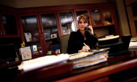 Alaska Governor Sarah Palin Portraits