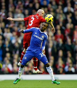 Unwanted players transfer: Liverpool's Paul Konchesky