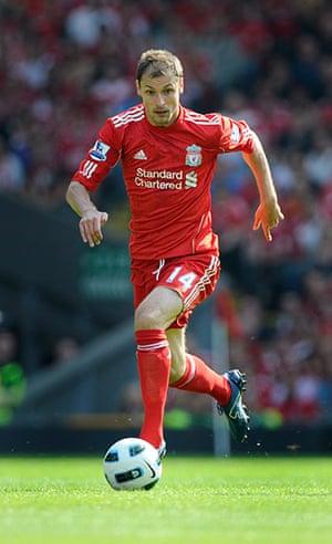 Unwanted players transfer: Liverpool's Milan Jovanovic