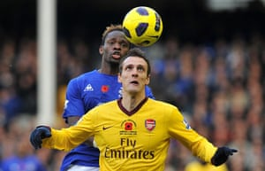 Unwanted players transfer: Arsenal's Sébastien Squilllaci