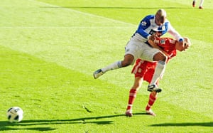 Unwanted players transfer: El-Hadji Diouf of Blackburn Rovers - Premier League