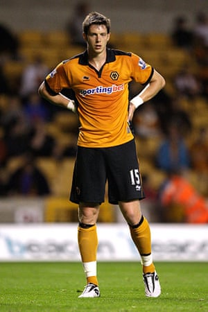Unwanted players transfer: Greg Halford of Wolverhampton Wanderers