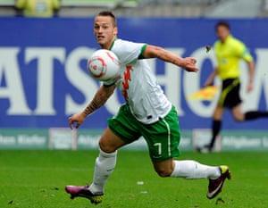 Unwanted players transfer: Werder Bremen's Marko Arnautovic
