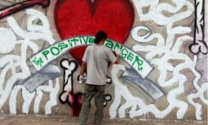 Kabul grafitti artists
