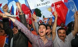 Turkish election delight