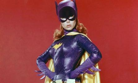Yvonne Craig as Batgirl in the US TV series