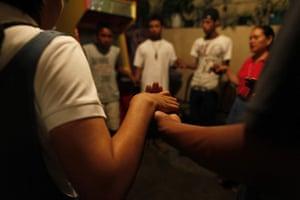FTA: Tomas Bravo: Former gang members and drug addicts pray with nuns