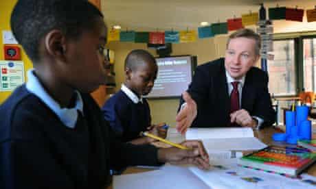 Michael Gove education reforms