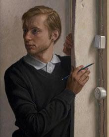 Wim Heldens painting